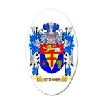 O'Tuohy 35x21 Oval Wall Decal