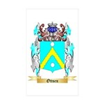 Ottsen Sticker (Rectangle 50 pk)