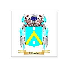 Ottosson Square Sticker 3