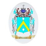 Ottosson Oval Ornament