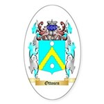 Ottosen Sticker (Oval)