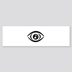 Eye See It Now Bumper Sticker