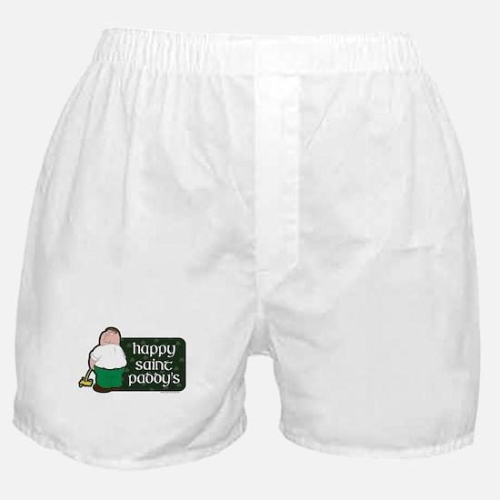 Family Guy Happy Paddy's Boxer Shorts