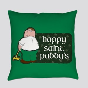 Family Guy Happy Paddy's Everyday Pillow