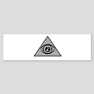 Eye of the Pyramid Bumper Sticker