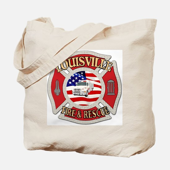 Louisville VFD Tote Bag