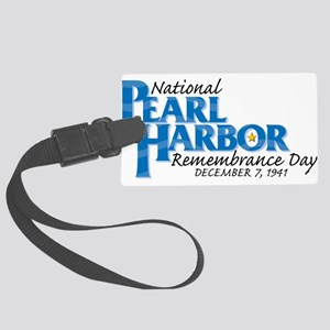 Remembrance Day Large Luggage Tag