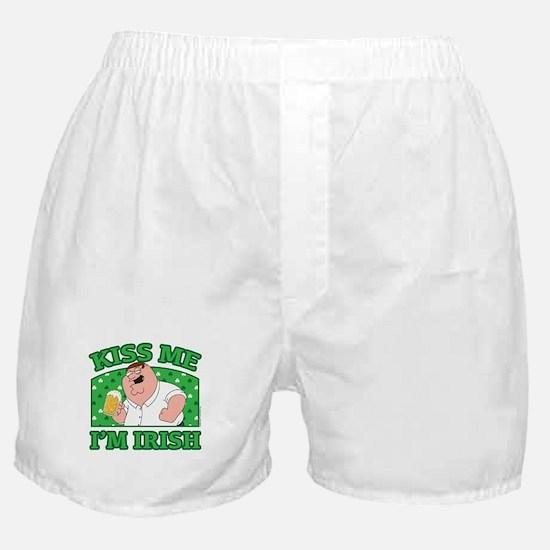 Family Guy Kiss Me Boxer Shorts