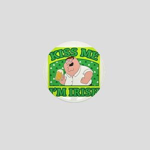 Family Guy Kiss Me Mini Button