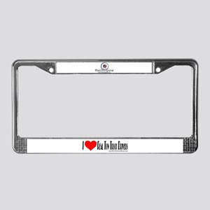Tow Truck Driver Stickers License Plate Frame