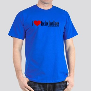 Tow Truck Driver Stickers Dark T-Shirt