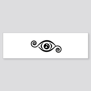 Iris Bumper Sticker