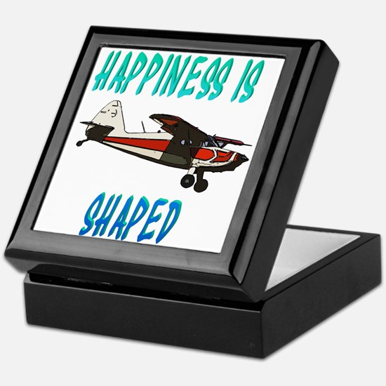 Happiness is a Piper Keepsake Box