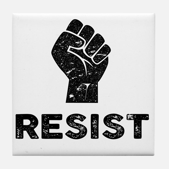 Cool Resistance Tile Coaster