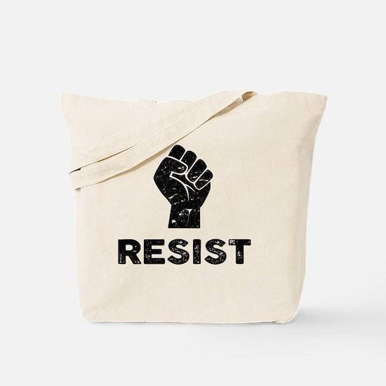 Unique Fist Tote Bag
