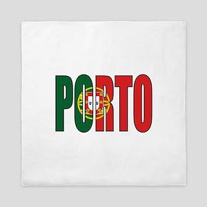 Porto Queen Duvet