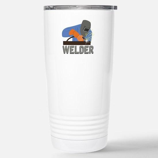Welder Travel Mug