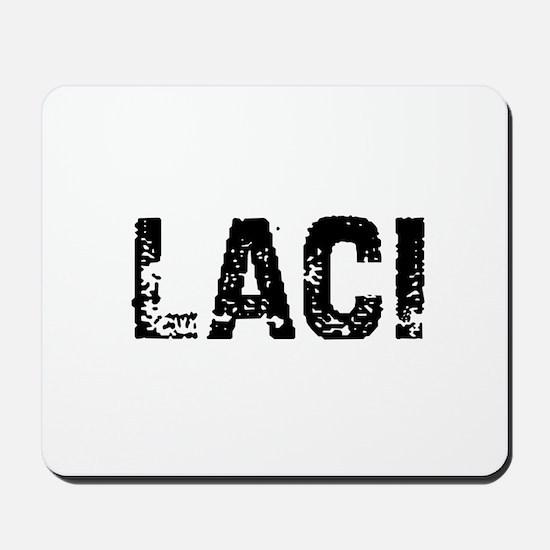 Laci Mousepad