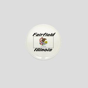 Fairfield Illinois Mini Button