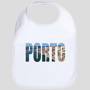 Porto Baby Bib