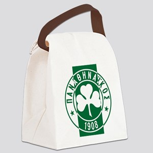 Panathinaikos FC Canvas Lunch Bag