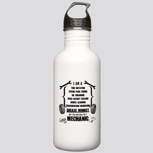 Call me Mechanic Stainless Water Bottle 1.0L