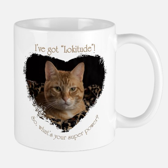 """Lokitude"" Mug Mugs"