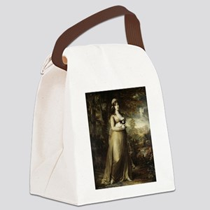 teresa vandoni Canvas Lunch Bag
