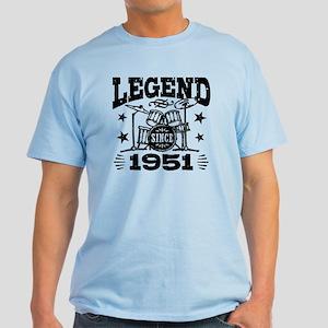 Legend Since 1951 Light T-Shirt