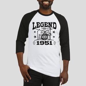 Legend Since 1951 Baseball Jersey