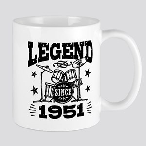 Legend Since 1951 Mug