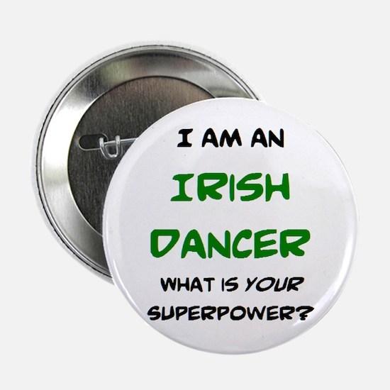 """irish dancer 2.25"""" Button"""