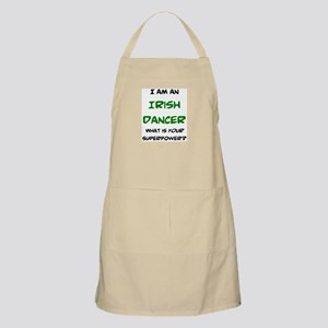 irish dancer Apron