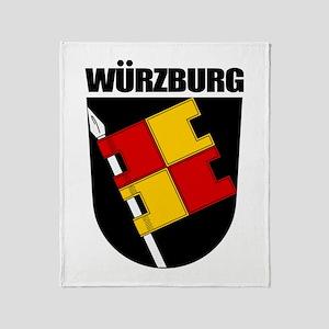 Wurzburg Throw Blanket