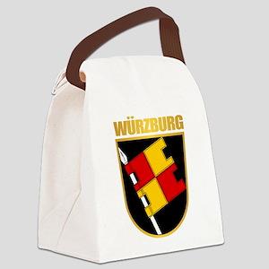 Wurzburg Canvas Lunch Bag
