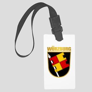 Wurzburg Luggage Tag