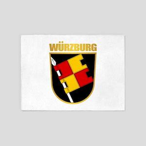 Wurzburg 5'x7'Area Rug