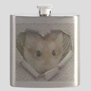 Peep Hole Hamster Flask