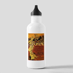 opera art Water Bottle
