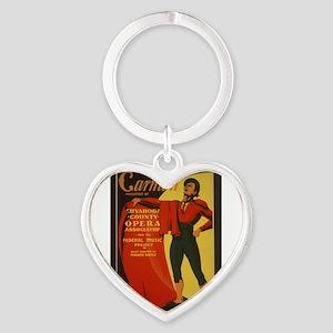 opera art Keychains