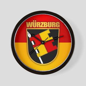 Wurzburg Wall Clock