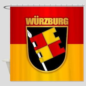Wurzburg Shower Curtain