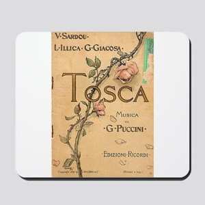opera art Mousepad