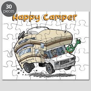 Happy Camper Puzzle