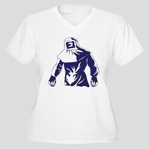 Hazmat Plus Size T-Shirt