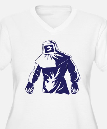 Hazmat Plus Size T-Shirt