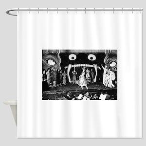 opera art Shower Curtain