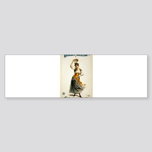 opera art Bumper Sticker
