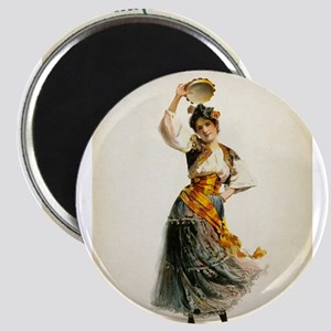 opera art Magnets
