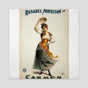 opera art Queen Duvet
